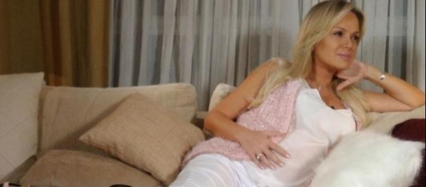 Eliana conta detalhes sobre drama na gravidez