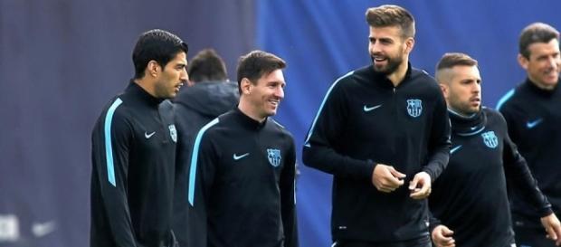 FC Barcelona: El Barça ultima la preparación del duelo contra el ... - marca.com