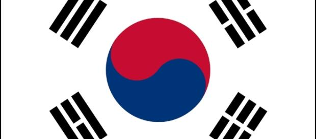 Flag of South Korea antagonist of the North - Image - CCO Public Domain | Pixabay