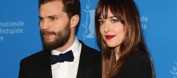 Jamie Dornan and Dakota Johnson claimed that they never dated each other despite the ceaseless rumors. Photo by EasyTech/YouTube Screenshot