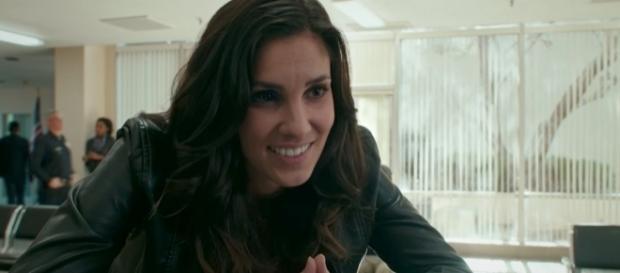Kensi (Daniela Ruah) for 'NCIS: LA.' - Photo via screencap, 'NCIS: LA'/CBS