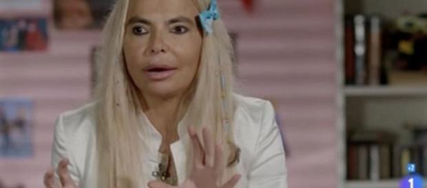 Leticia Sabater y su cambio radical.