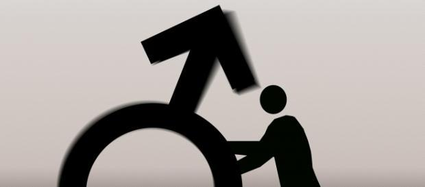 Male symbol - free illustration via Pixabay