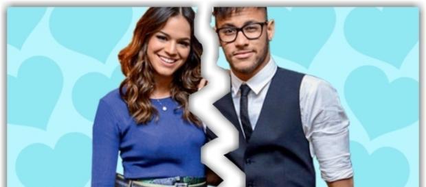 Neymar preferiu abrir mão de Bruna Marquezine, para ser o maior jogador do mundo