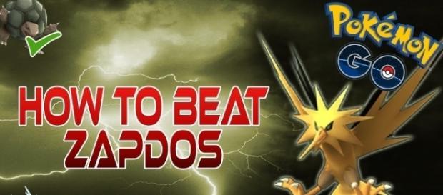 'Pokemon Go': tips and tricks to beat Zapdos (Raidology/YouTube Screenshot)