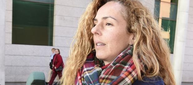 Rocío Carrasco contra Antonio David.
