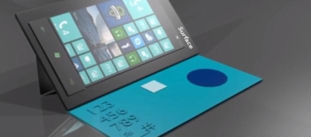 Surface Phone - YouTube/Sudeep PandeyChannel