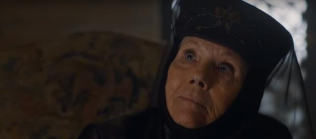 """Tell Cersei it was me"" -The Queen of Thorns- (YouTube/TheCell8)"