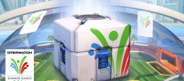 Unlock loot boxes in 'Overwatch.' (image source: YouTube/PlayOverwatch)