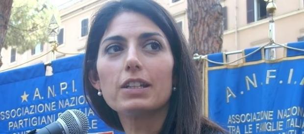 Virgina Raggi, sindaca di Roma