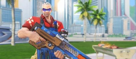 """Overwatch"" Summer Games items are amazing! Image Credit: Blizzard Entertainment"