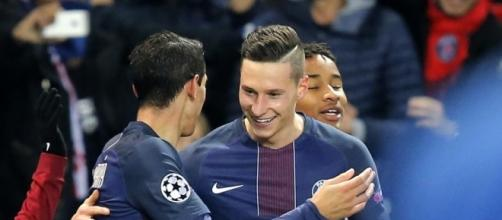Avec Di Maria et Draxler, le PSG a déployé grand ses ailes - Ligue ... - lefigaro.fr