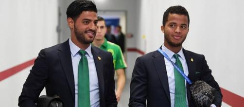 Carlos Vela se queda en la banca y Giovani dos Santos va de ... - com.mx
