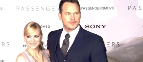 Chris Pratt, Anna Faris - YouTube screenshot | Entertainment Tonight/https://www.youtube.com/watch?v=U_5WL7OZgYk