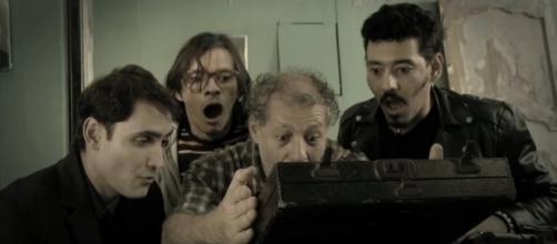 Dimas González, Sócrates Serrano y Armando Lozada protagonizan la historia bajo la dirección de Héctor Puche.