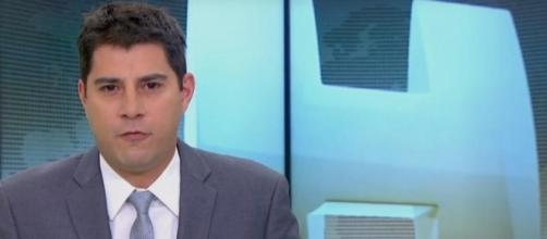 Ex-jornalista do 'Jornal Hoje', Evaristo Costa