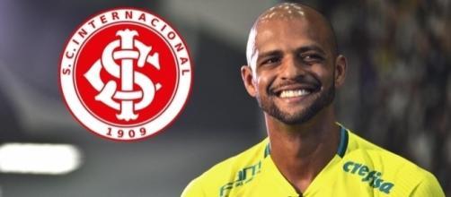 Felipe Melo, jogador interessa ao Internacional