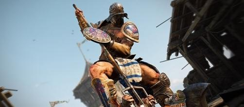 """""""For Honor"""" players are set to meet the Gladiator and Highlander when Season 3 arrives next week. (Ubisoft)"""
