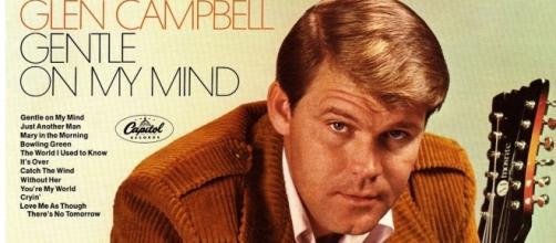 Glen Campbell dead at 81. Photo Flickr