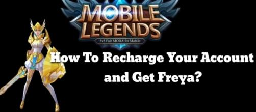"How to recharge diamonds on ""Mobile Legends"" - photo via Commix / Youtube"