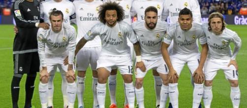 Il Real Madrid batte il Manchester United e vince la Supercoppa Europea.