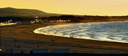 An English Channel beach - Flickr
