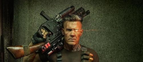 Josh Brolin caracterizado de Cable em Deadpool 2 (Foto - Divulgação)