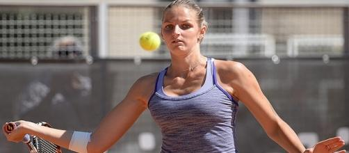 Karolina Pliskova back in 2015/ Photo: Tatiana via Flickr CC BY-SA 2.0