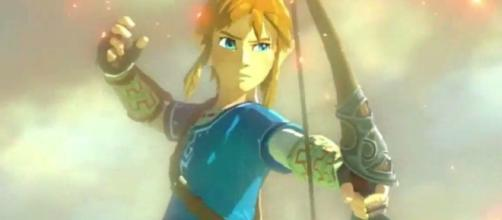 Link is the main protagonist in 'Breath of the Wild.' (image source: YouTube/MKIceAndFire)