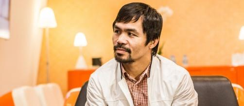 Manny Pacquiao / photo by Boxing AIBA via Flickr