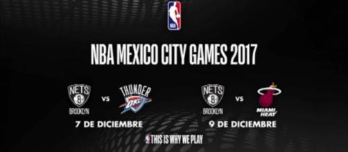 Miami Heat headed to Mexico City during 2017-18 NBA season - Twitter