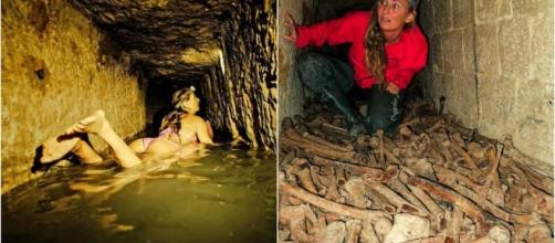 Misteriosas cavernas e cidades subterrâneas (Foto: Reprodução)