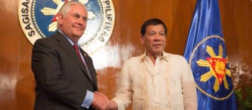 Pentagon plans a military airstrikes against ISIS in the Philippines/ Photo via YouTube/ Wochit News