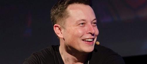 Tesla CEO Elon Musk / Photo via Heisenberg Media , Wikimedia Commons