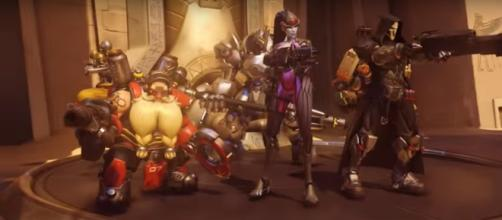 There are handful of multiplayer games for PC today that can be enjoyed by all ages. Photo via PlayOverwatch/YouTube