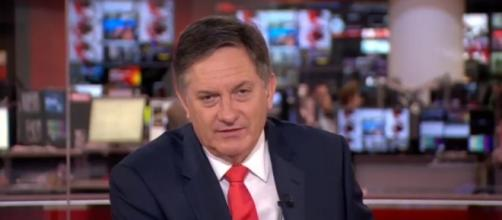 This doesn't look like a walk in the park': BBC newsreader ... - mirror.co.uk