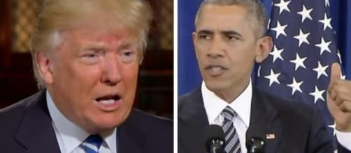 Trump Says Unlike Obama, He Will Enforce Red Lines And Not Draw Them - westernjournalism.com