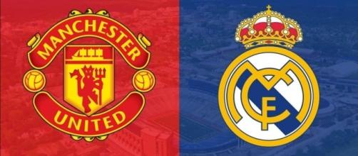 Manchester United vs Real Madrid en la Súper Copa