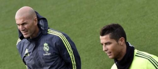 Zidane confirma que Cristiano Ronaldo y Bale no jugarán ante el ... - eurosport.com