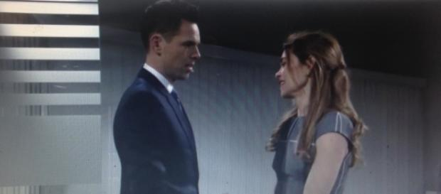 Billy and Victoria. The Young and the Restless channel. YouTube.com
