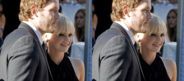 Chris Pratt and Anna Faris Split photo from Wikimedia