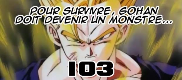 DBS 103: Pour survivre, Gohan doit devenir un monstre...