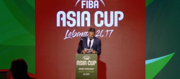 FIBA Asia Cup 2017 - Draw Ceremony Image - Re-Live FIBA | YouTune