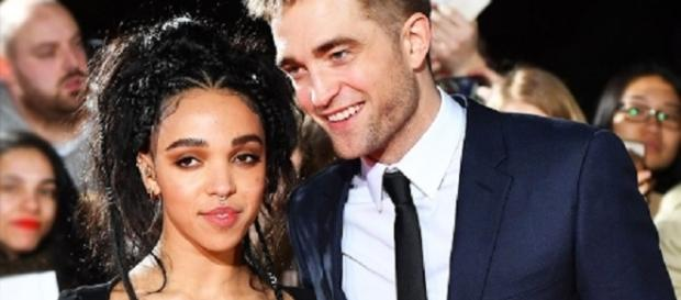 FKA Twigs and Robert Pattinson - Tony's - 24/7 Eyes/YouTube Screenshot