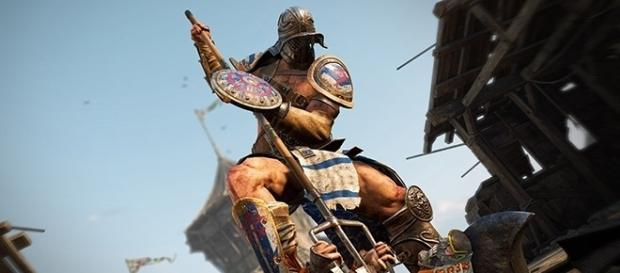 """For Honor"" players are set to meet the Gladiator and Highlander when Season 3 arrives next week. (Ubisoft)"