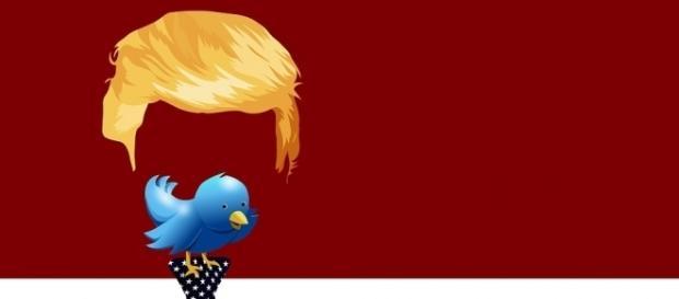 Trump on Twitter - Image via pixabay.com