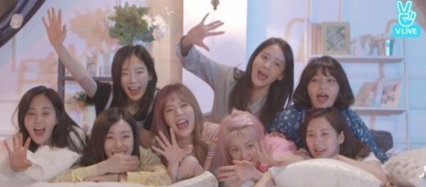 Girls' Generation x LieV screen capture
