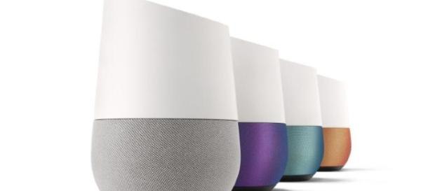 Google Home, der neue Assistent in vier Farben