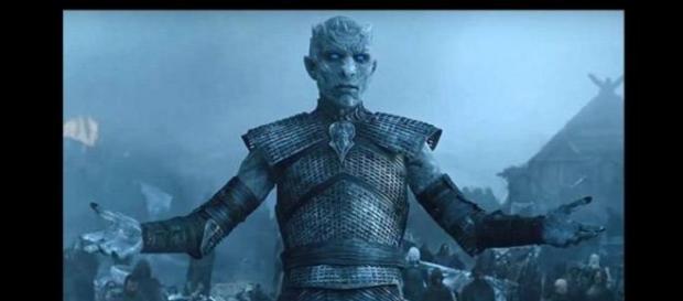 Il Night King di Game of Thrones, il Trono di Spade, è l'immagine scelta dagli hacker