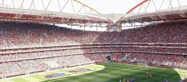 Jogo vai ter lotação esgotada do Estádio da Luz
